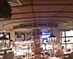 Cafe Guglhupf als Raumschiff Orion