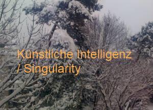 Künstliche Intelligenz - Singularity