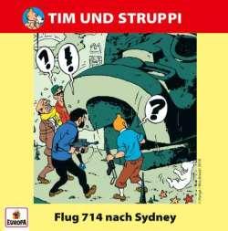 Flug 714 nach Sydney Hörspiel - Herge Europa