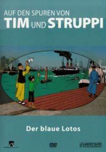 Auf den Spuren von Tim und Struppi 2 - DVD Der blaue Lotos