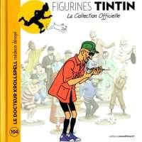 Figurine Tintin 104 Krollspell